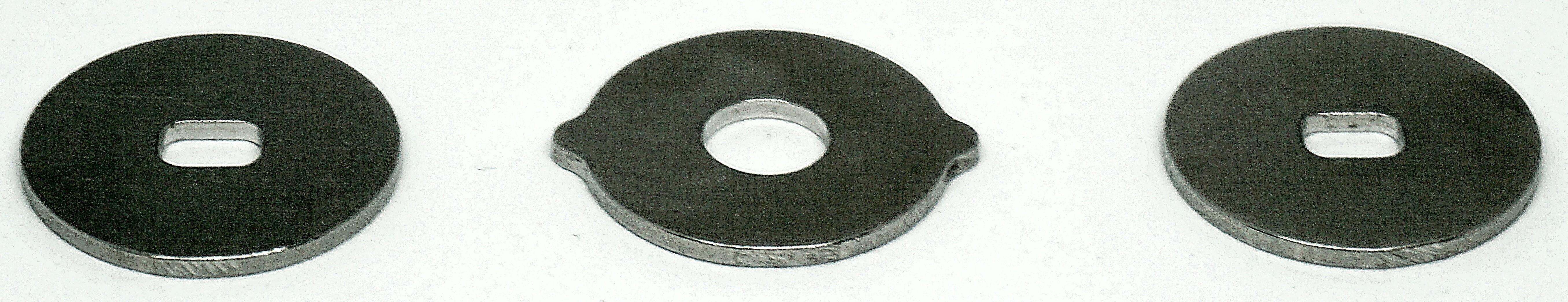 ALUMINUM FIBER WASHERS 28x10mm