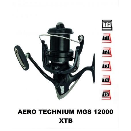 Shimano Aero Technium 12000 XTB Spare spool Nouveau Pêche à La Carpe Spare spool