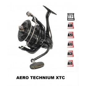 Bobinas y accesorios compatibles con carrete shimano aero technium xtc