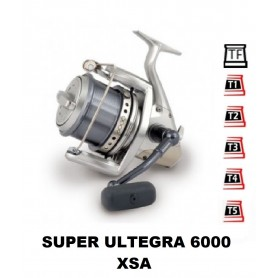 Spools and accessories compatible with fishing reel shimano Super Ultegra 6000 Xsa