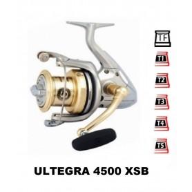 Bobinas y accesorios compatibles con carrete shimano Ultegra Xsb 4500