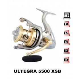 Bobinas y accesorios compatibles con carrete shimano Ultegra Xsb 5500