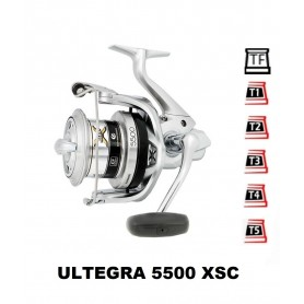 Bobinas y accesorios compatibles con carrete shimano Ultegra 5500 xsc