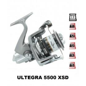 Bobinas y accesorios compatibles con carrete shimano Ultegra 5500 XSD