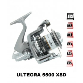 Spare Spools and accessories compatible with fishing reel shimano Ultegra 5500 XSD