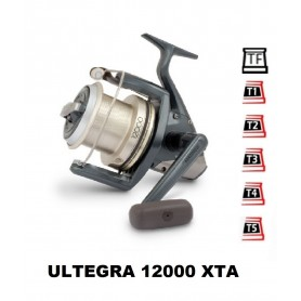 Bobinas y accesorios compatibles con carrete shimano Ultegra 12000 XTA
