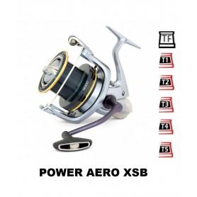 Bobinas y accesorios compatibles con carrete shimano Power Aero Xsb