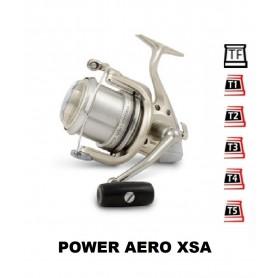 Bobinas y accesorios compatibles con carrete shimano Power Aero Xsa