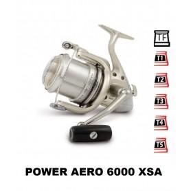 Bobinas y accesorios compatibles con carrete shimano Power Aero 6000 Xsa
