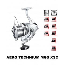 Bobinas y accesorios compatibles con carrete shimano aero technium mgs xsc