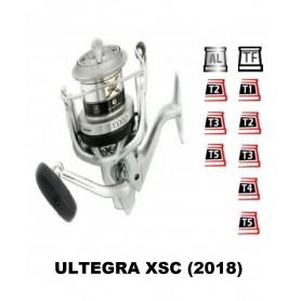 Bobinas y accesorios compatibles con carrete shimano Ultegra XSC (2018)