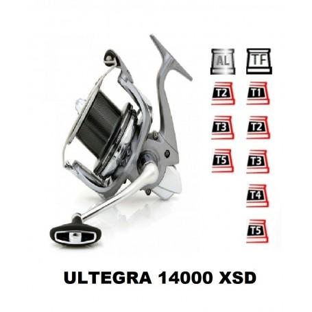 Spare Spools Compatible With Ultegra 14000 Xsd Mv Spools