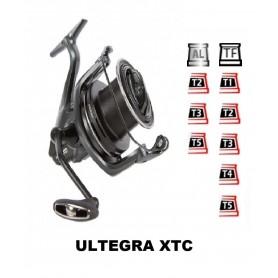 Bobinas y accesorios compatibles con carrete shimano Ultegra xtc