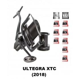 Bobinas y accesorios compatibles con carrete shimano Ultegra XTC (2018)