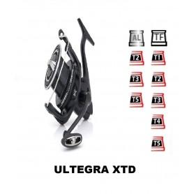 Bobinas y accesorios compatibles con carrete shimano Ultegra xtd