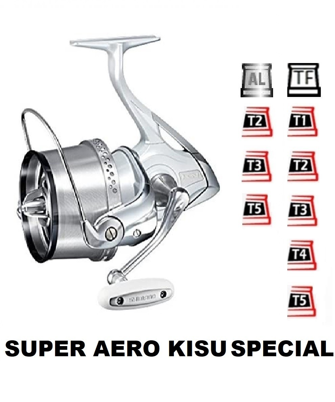 shimano Super Aero Kisu Special